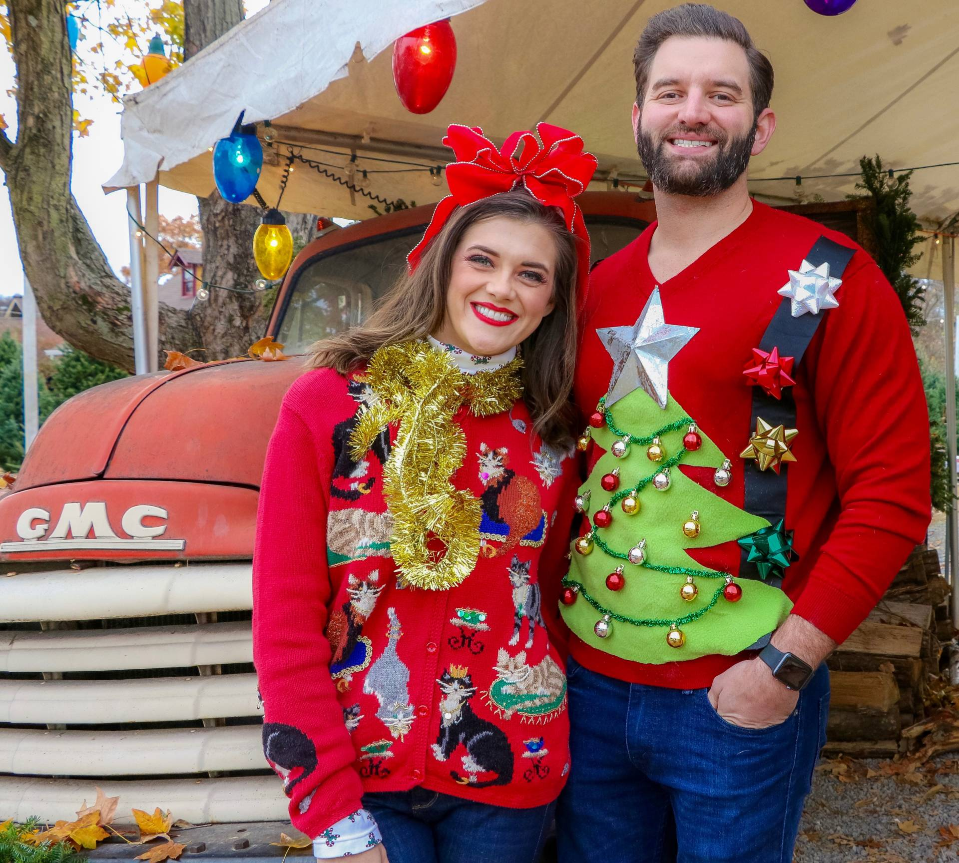 Four Goodwill Tips for the Perfect Tacky Christmas Sweater